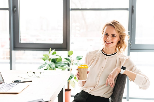 Frau Geschäft Erfolg - Ilona Foris